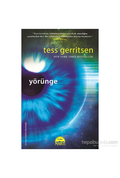 Yörünge - Tess Gerritsen