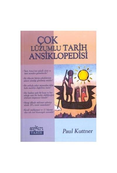 Çok Lüzumlu Tarih Ansiklopedisi-Paul Kuttner