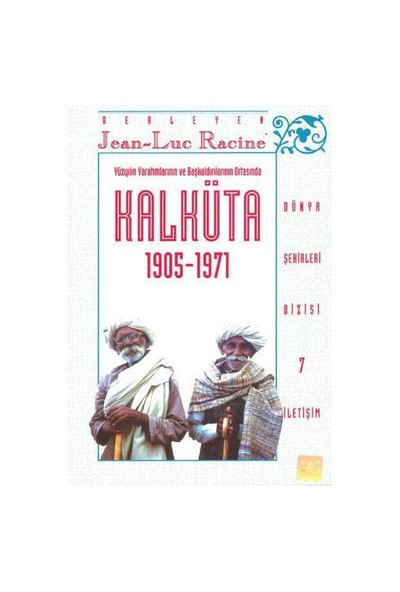 KALKÜTA 1905-1971