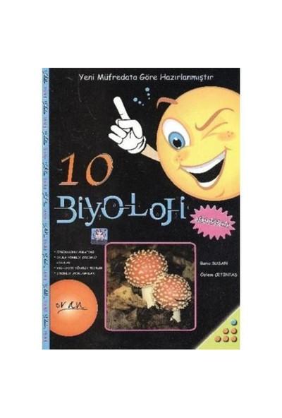 Oran 10. Sınıf Biyoloji Konu Anlatımlı - Banu Susan