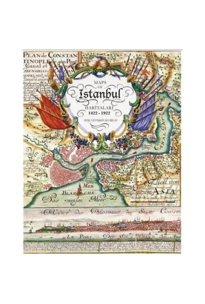 İstanbul Haritaları 1422 - 1922