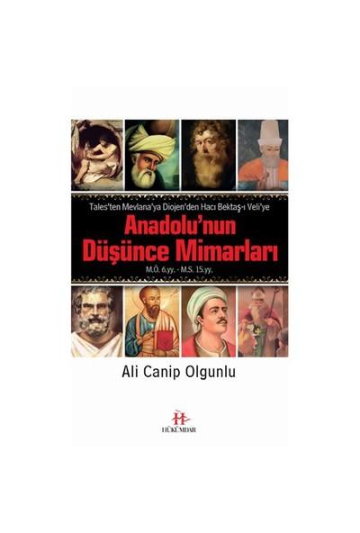 Anadolu'Nun Düşünce Mimarları-Ali Canip Olgunlu