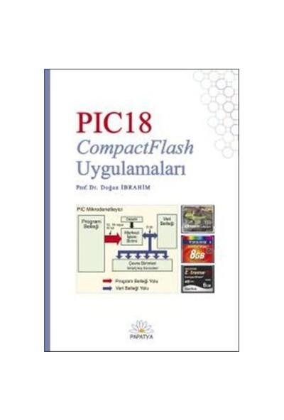 PIC18 Compact Flash Uygulamaları - Doğan İbrahim