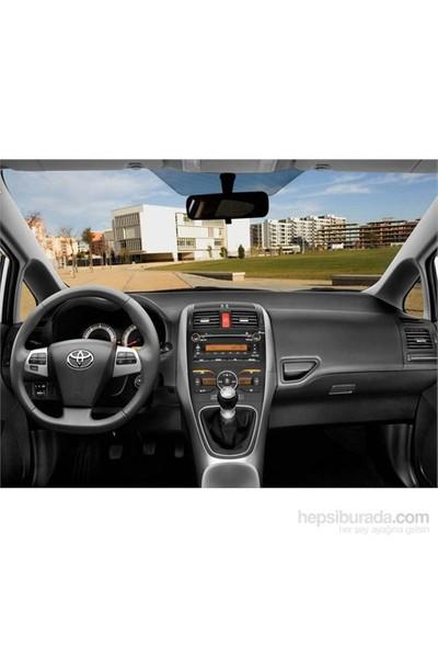 Toyota Auris 2007-2013 Siyah Teyp Çerçevesi