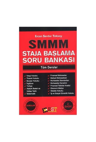 Smmm Staja Başlama Soru Bankası - Ercan Serdar Toksoy