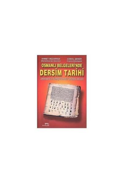 Osmanlı Belgelerinde Dersim Tarihi-Kolektif