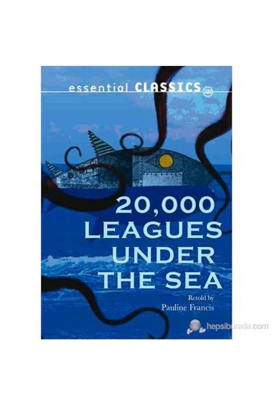 20,000 Leagues Under The Sea-Jules Verne