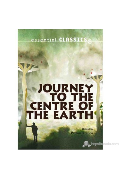 Journey To The Centre Of The Earth-Jules Verne