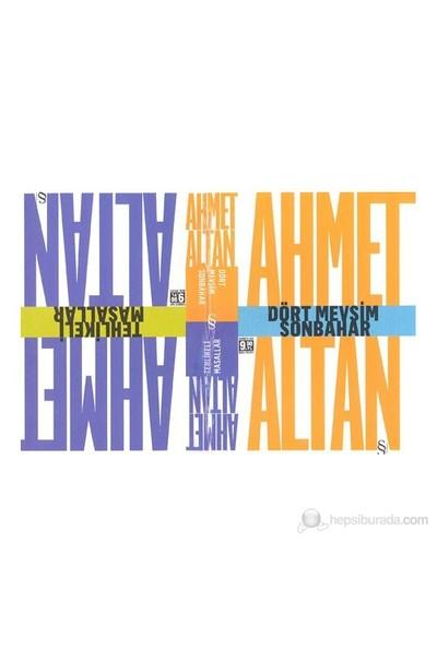 Dört Mevsim Sonbahar-Tehlikeli Masallar-Ahmet Altan