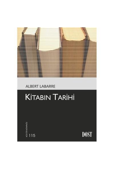 Kitabın Tarihi-Albert Labarre