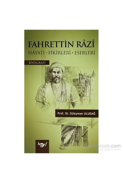 Fahrettin Razi-Süleyman Uludağ