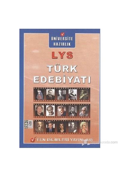 Fen LYS Türk Edebiyatı Konu Anlatımlı (Brd)