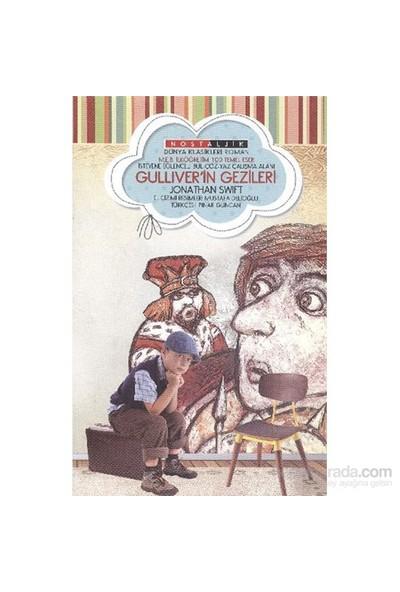Gullverin Gezileri Nostaljik Dünya Klasikleri-Jonathan Swift