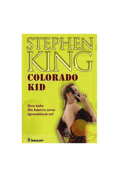 Colorado Kıd-Stephen King