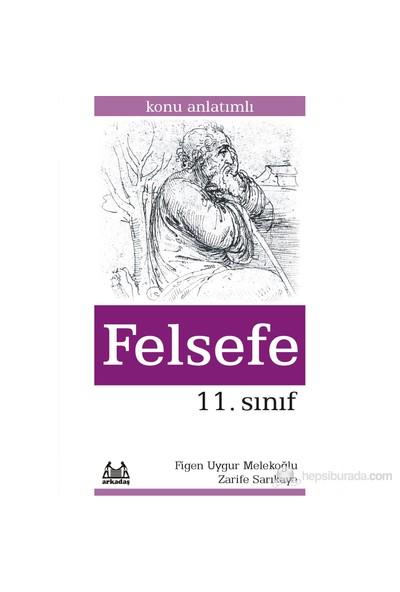 11. Sınıf Felsefe Konu Anlatımlı Yardımcı Ders Kitabı - Figen Uygur Melekoğlu