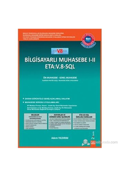 Bilgisayarlı Muhasebe I-II Eta V 8 SQL