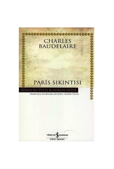Paris Sıkıntısı (Karton Kapak) - Charles Baudelaire