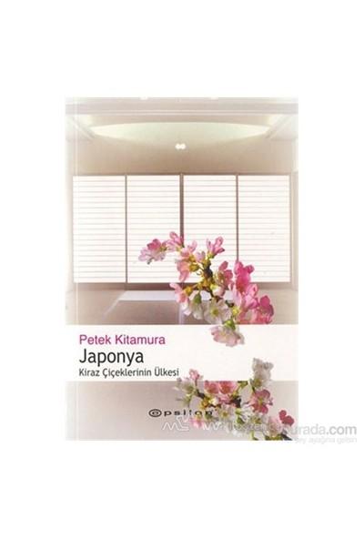 Japonya Kiraz Çiçeklerinin Ülkesi-Petek Kitamura