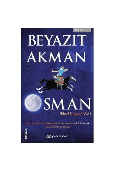 Osman: Savaş (2. Kitap) - Beyazıt Akman