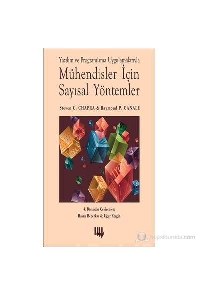 Mühendisler İçin Sayısal Yöntemler Yazılım ve Programlama Uy - Raymond P. Scheindlin