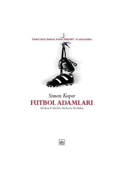 Futbol Adamları - Simon Kuper