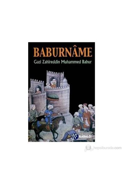 Baburname (Ciltli) - Gazi Zahireddin Babur Şah