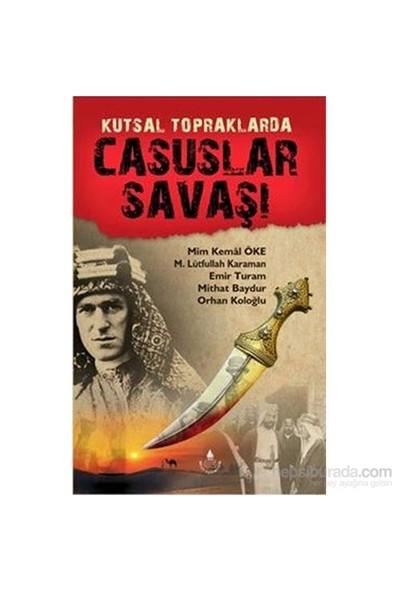 Kutsal Topraklarda Casuslar Savaşı-M. Lütfullah Kahraman