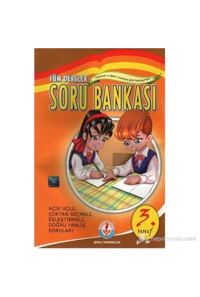 Işıklı Adım Adım Tüm Dersler Soru Bankası 3
