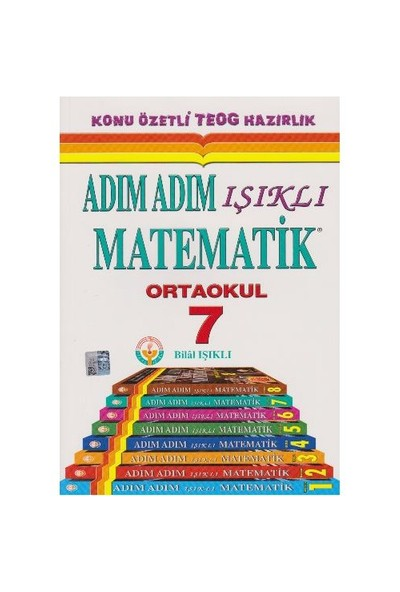 Adım Adım Işıklı Matematik 7-Bilal Işıklı