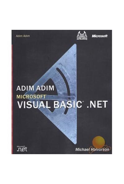 ADIM ADIM MICROSOFT VISUAL BASIC. NET