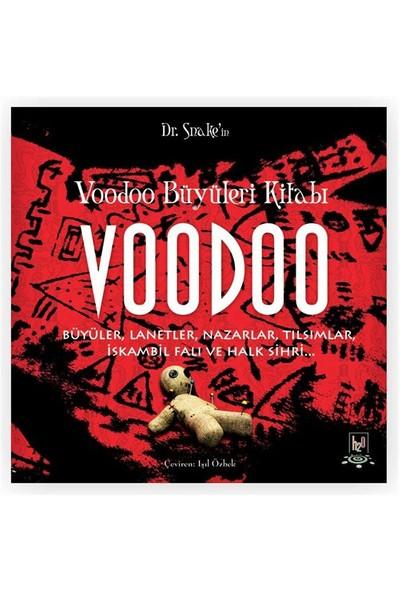 Voodoo Büyüleri Kitabı - Doktor Snake
