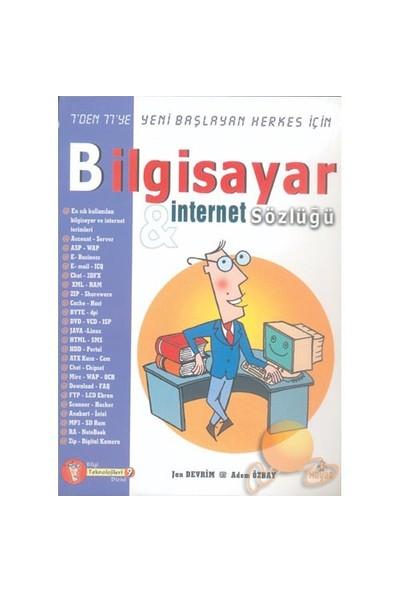 Bilgisayar Ve İnternet Sözlüğü