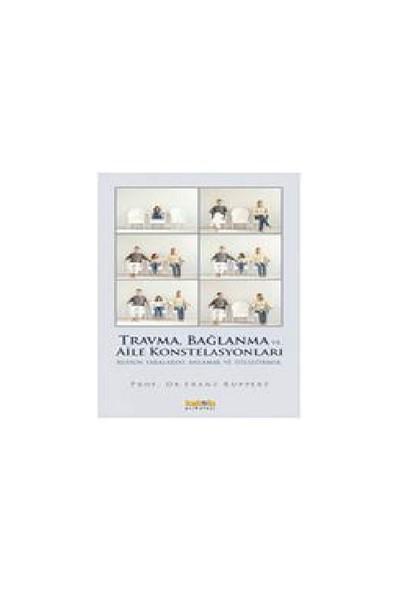 Travma, Bağlanma Ve Aile Konstelasyonları, Ruhun Yaralarını Anlamak Ve İyileştirmek-Franz Ruppert