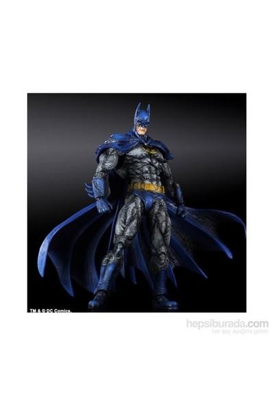 Batman Arkham City Play Arts Kai Batman 1970 Batsuits Skin