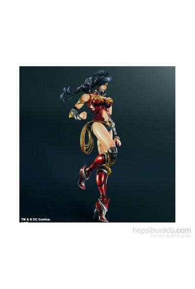 Dc Comics Variant Play Arts Kai Wonder Woman