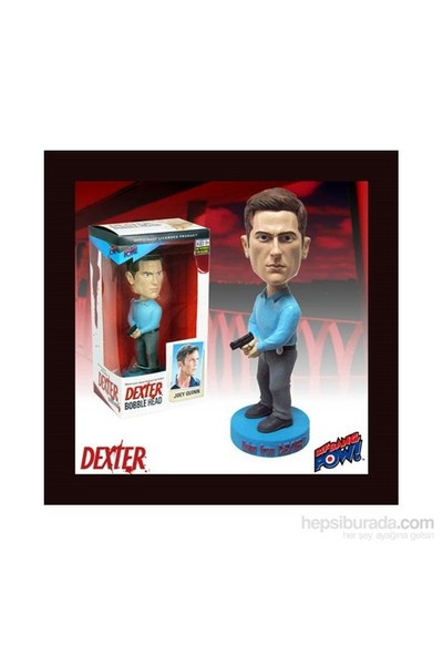 Dexter Joey Quinn Bobble Head