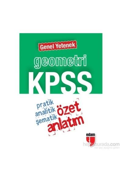 Edam 2014 Kpss Geometri Genel Yetenek Özet Anlatım (Cep Boy)-Kolektif