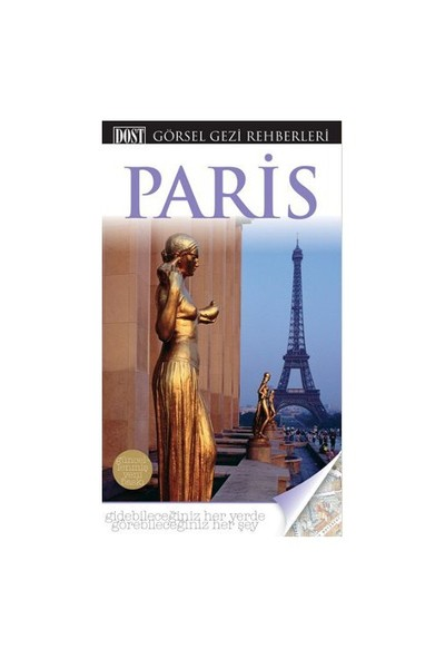 Paris - Görsel Gezi Rehberi