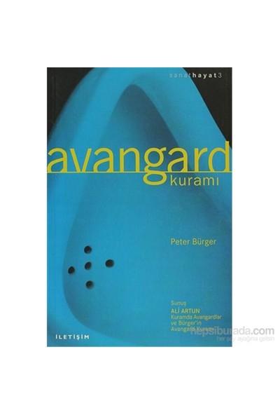 Avangard Kuramı-Peter Bürger