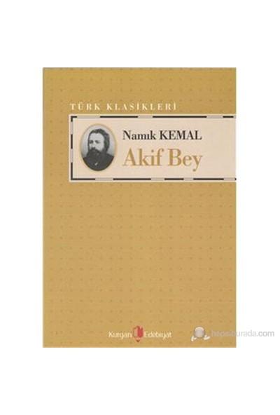Akif Bey-Namık Kemal
