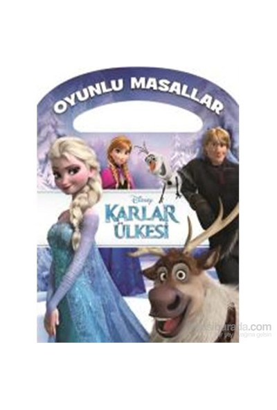 Disney Oyunlu Masallar - Karlar Ülkesi-Kolektif