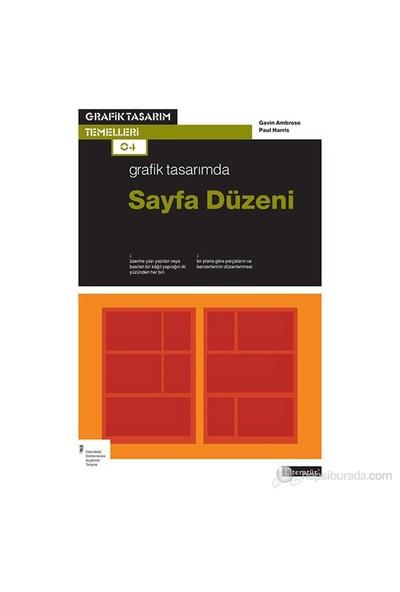 Grafik Tasarımda Sayfa Düzeni-Paul Harris