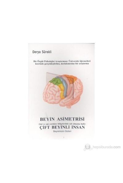 Çift Beyinli İnsan Beynimizin Gizleri-Derya Sürekli