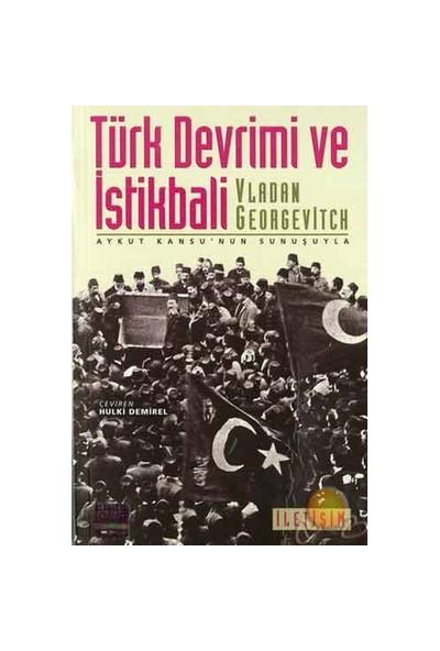 Türk Devrimi Ve İstikbali ( Die Turkishe Revolution Und Ihre Aussichten ) (Ozsp)-Vladan Georgevitch