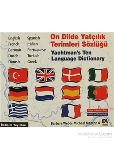 On Dilde Yatçılık Terimleri Sözlüğü-Michael Manton