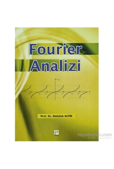 Fourier Analizi-Abdullah Altın