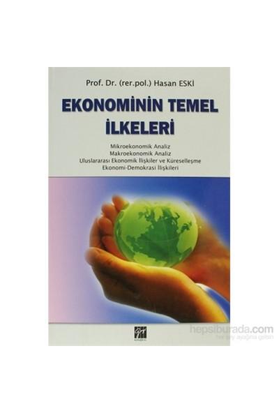 Ekonominin Temel İlkeleri-Hasan Eski
