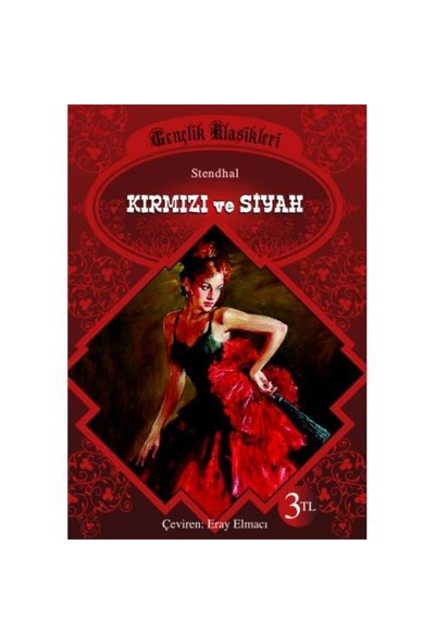 Kırmızı Ve Siyah-Marie-Henri Beyle Stendhal