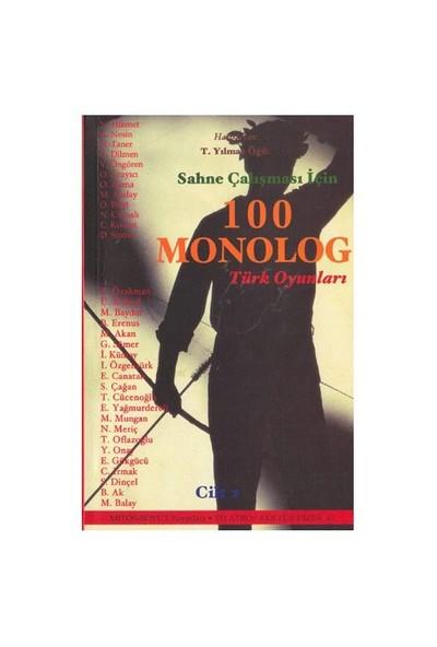 100 Monolog / Cilt 2-Derleme