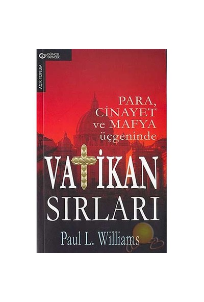 Vatikan Sırları ( The Vatıcan Exposed )-Paul L. Williams